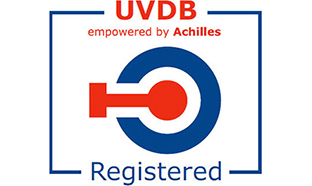 UVDB registered logo