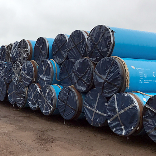 One of the UK's leading suppliers of line pipe - Pipe Source UK Ltd