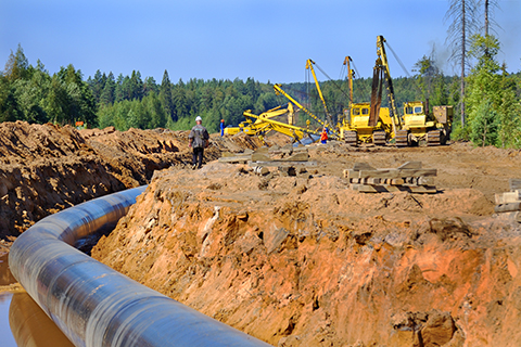 Gas to the west pipeline